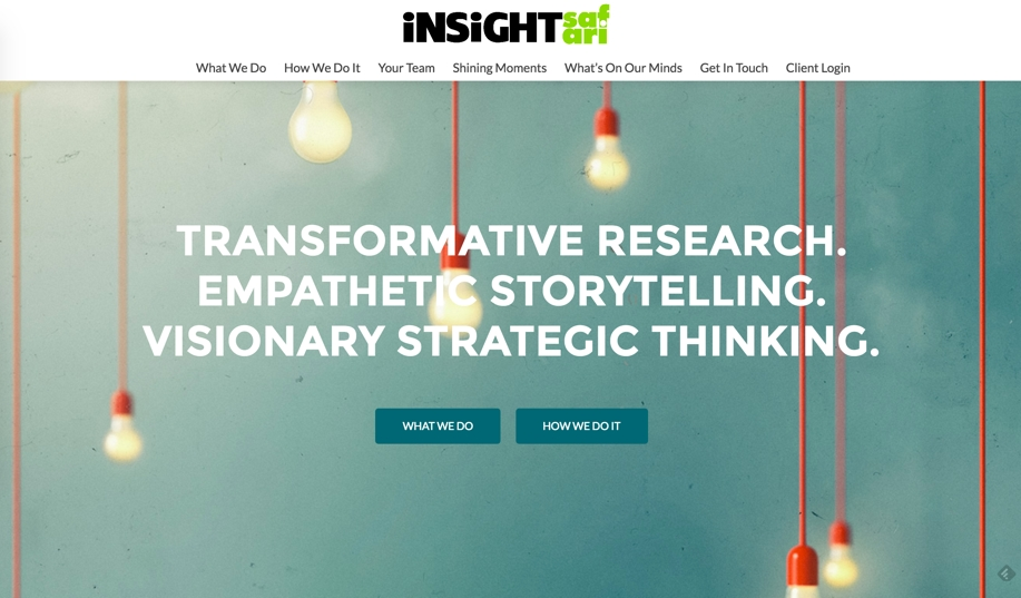Market Research & Strategy | Insight Safari